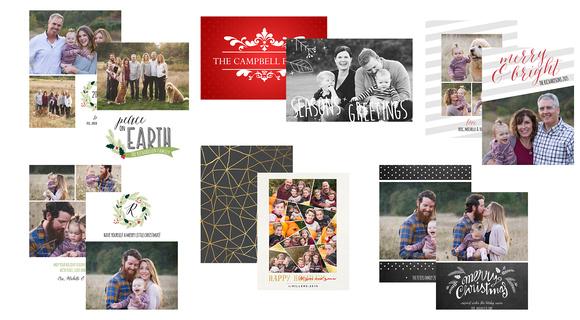 2017 greeting card samples